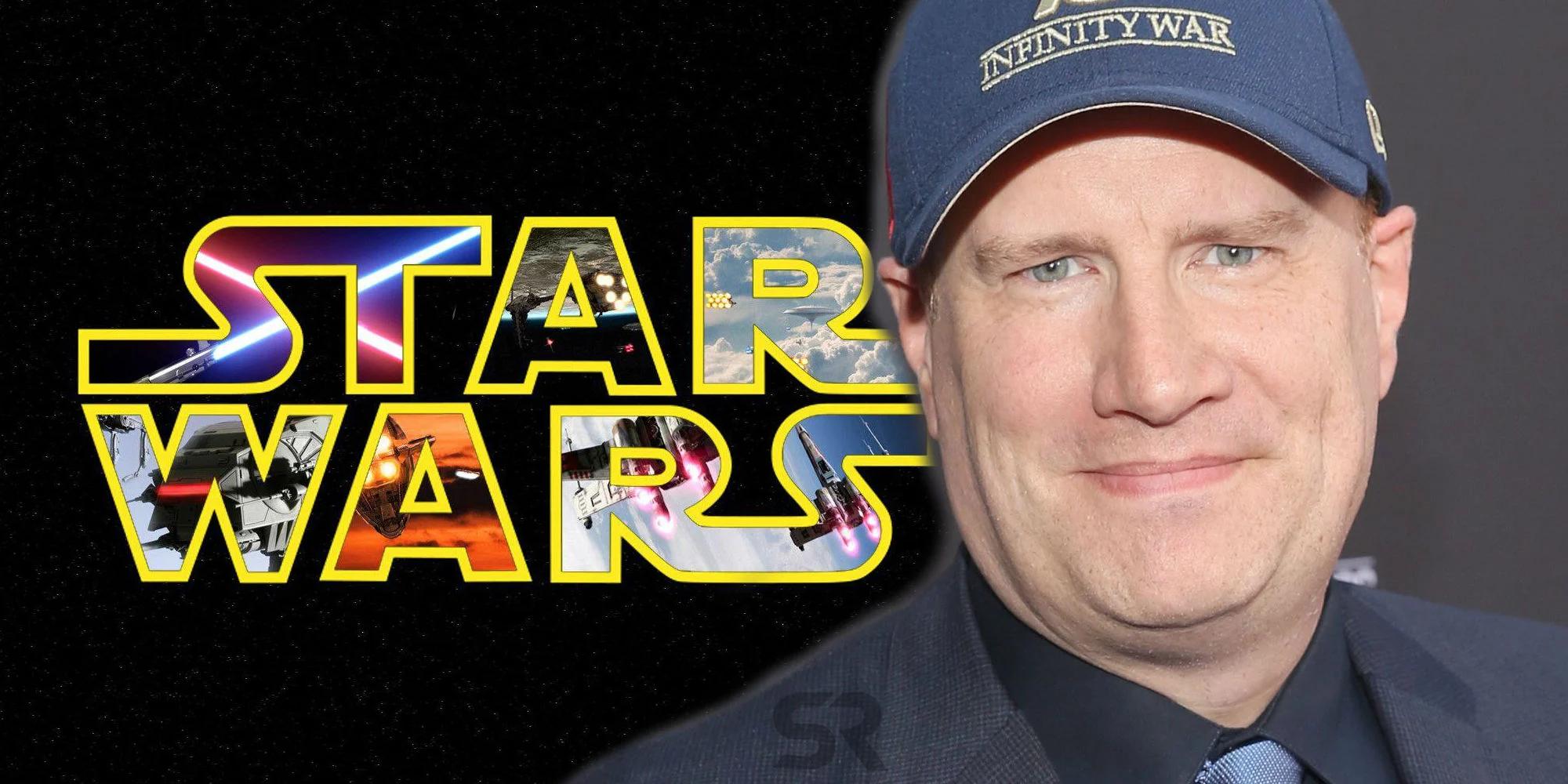 Kevin Feige trabaja en una nueva película Star Wars con Disney