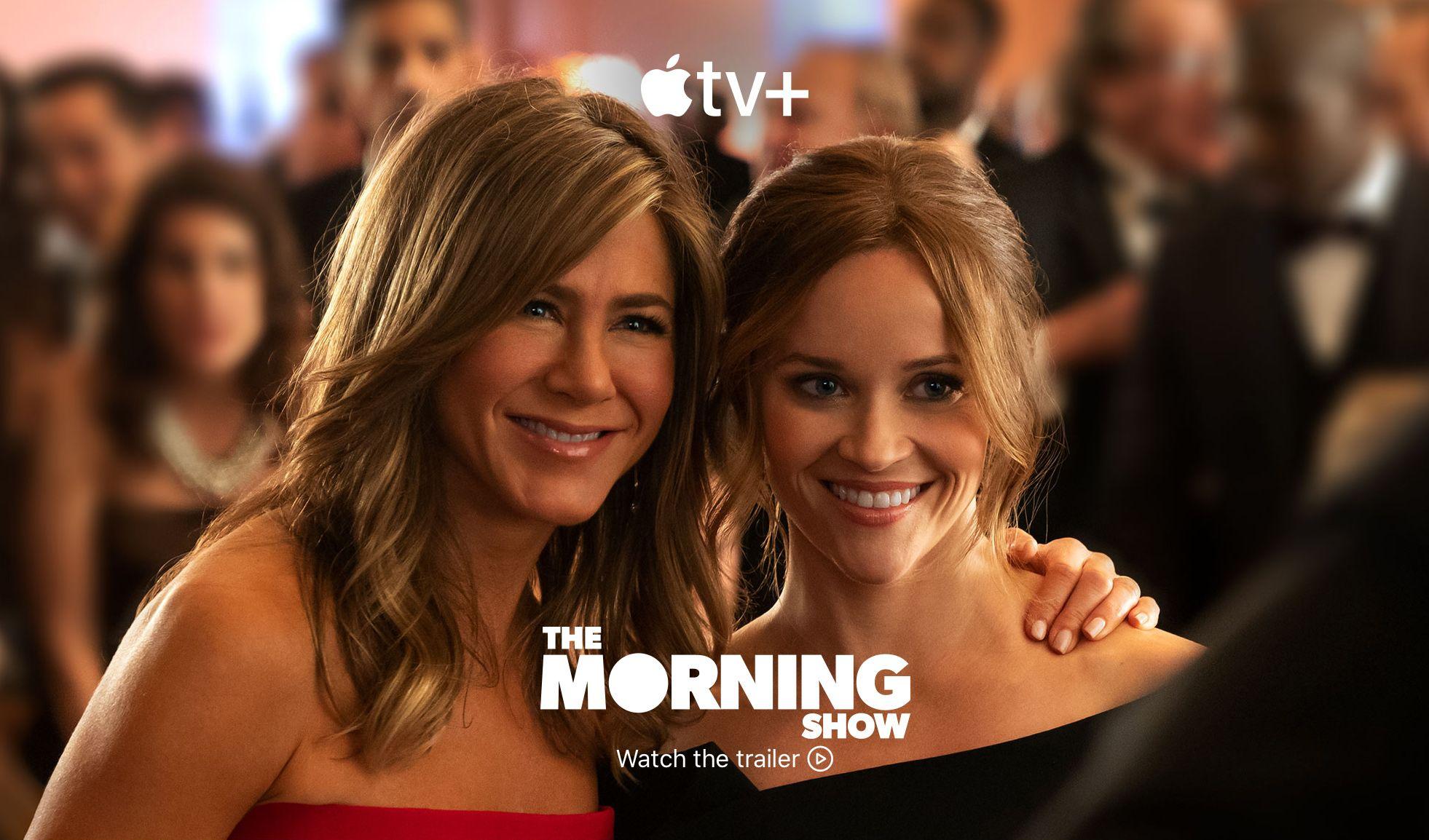 Primer tráiler y fecha de estreno de la esperada serie The Morning Show