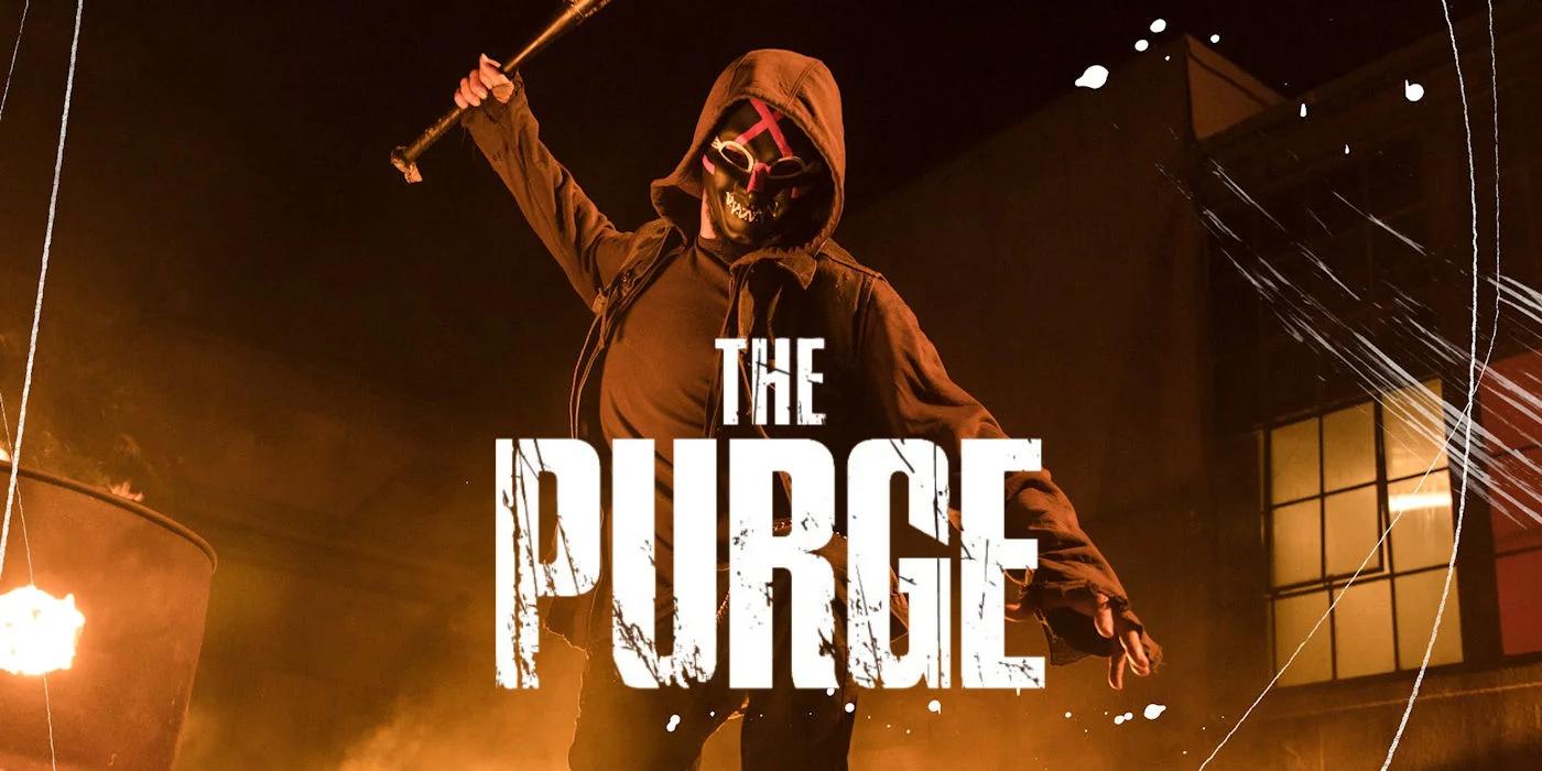 La serie The Purge revela tráiler de su segunda temporada