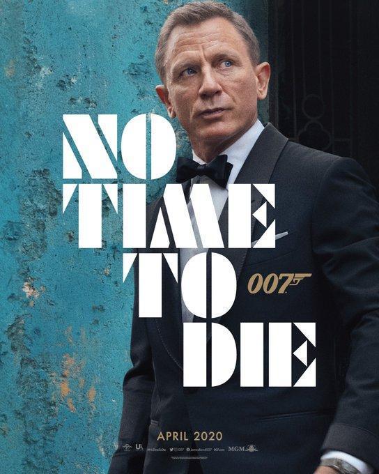 Bond No time to die