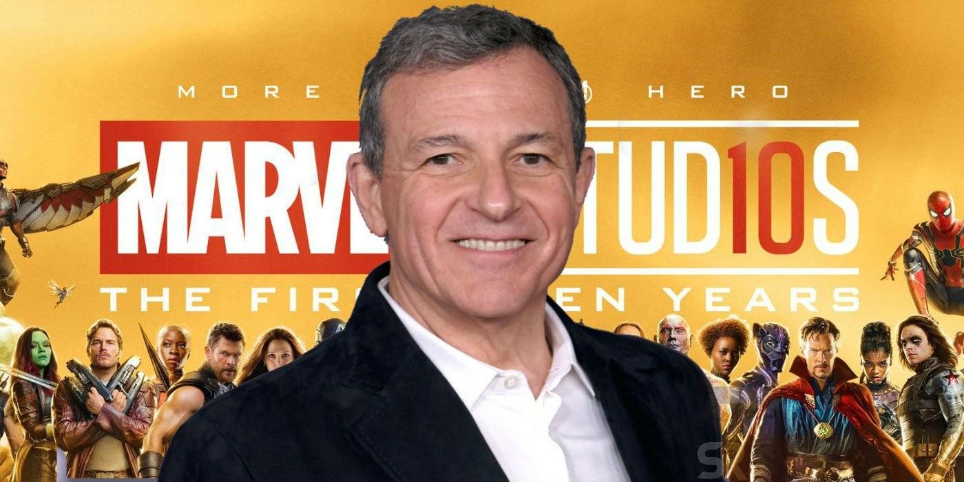 El CEO de Disney no se calla ante las críticas de Scorsese a Marvel