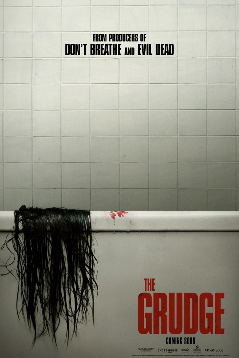 La nueva The Grudge acecha en primer póster oficial
