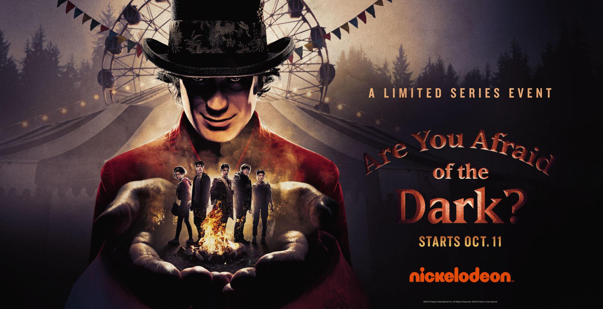 El reboot Are You Afraid of the Dark? tendrá premiere mundial en Beyond Fest