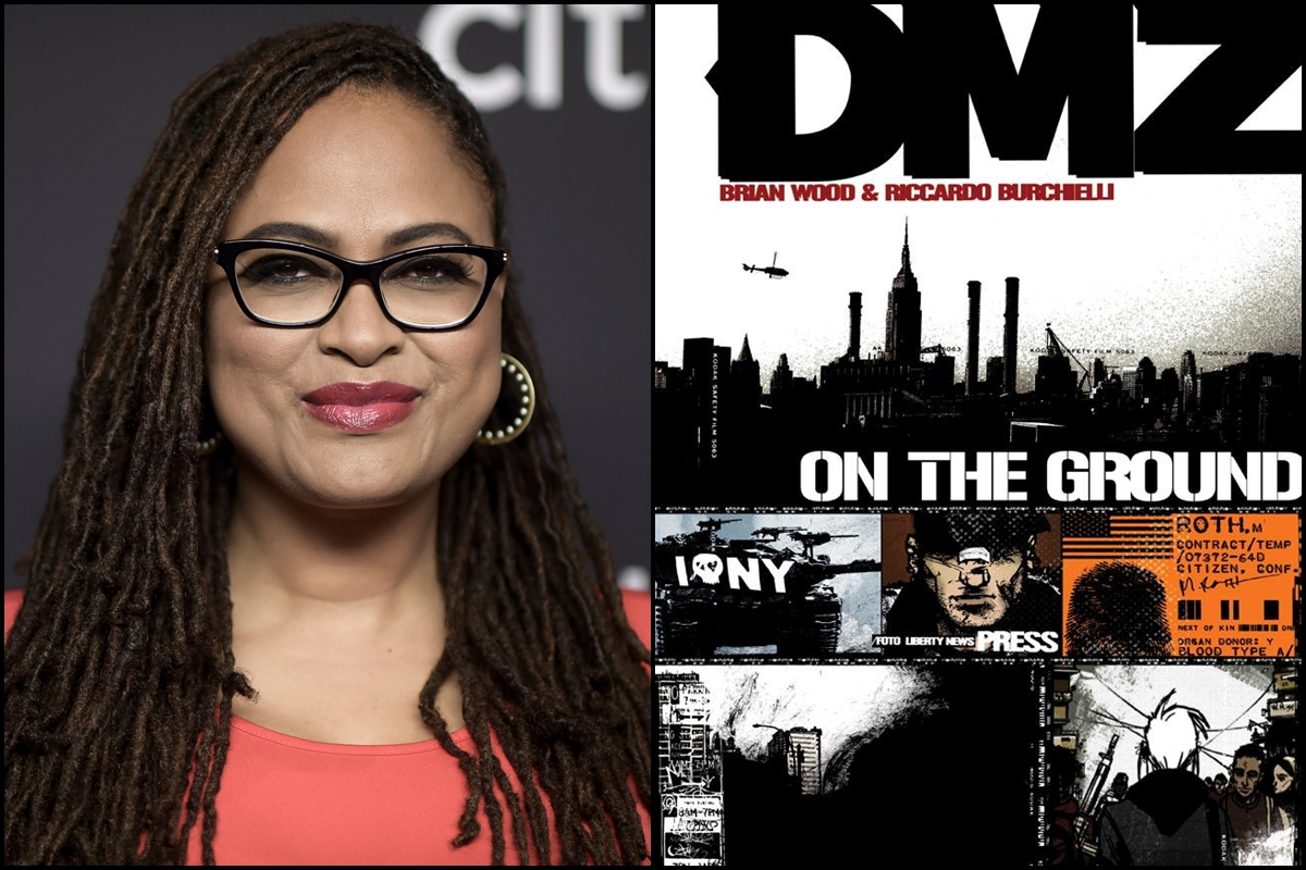 Ava DuVernay dirigirá adaptación de DMZ de DC Comics para HBOMax
