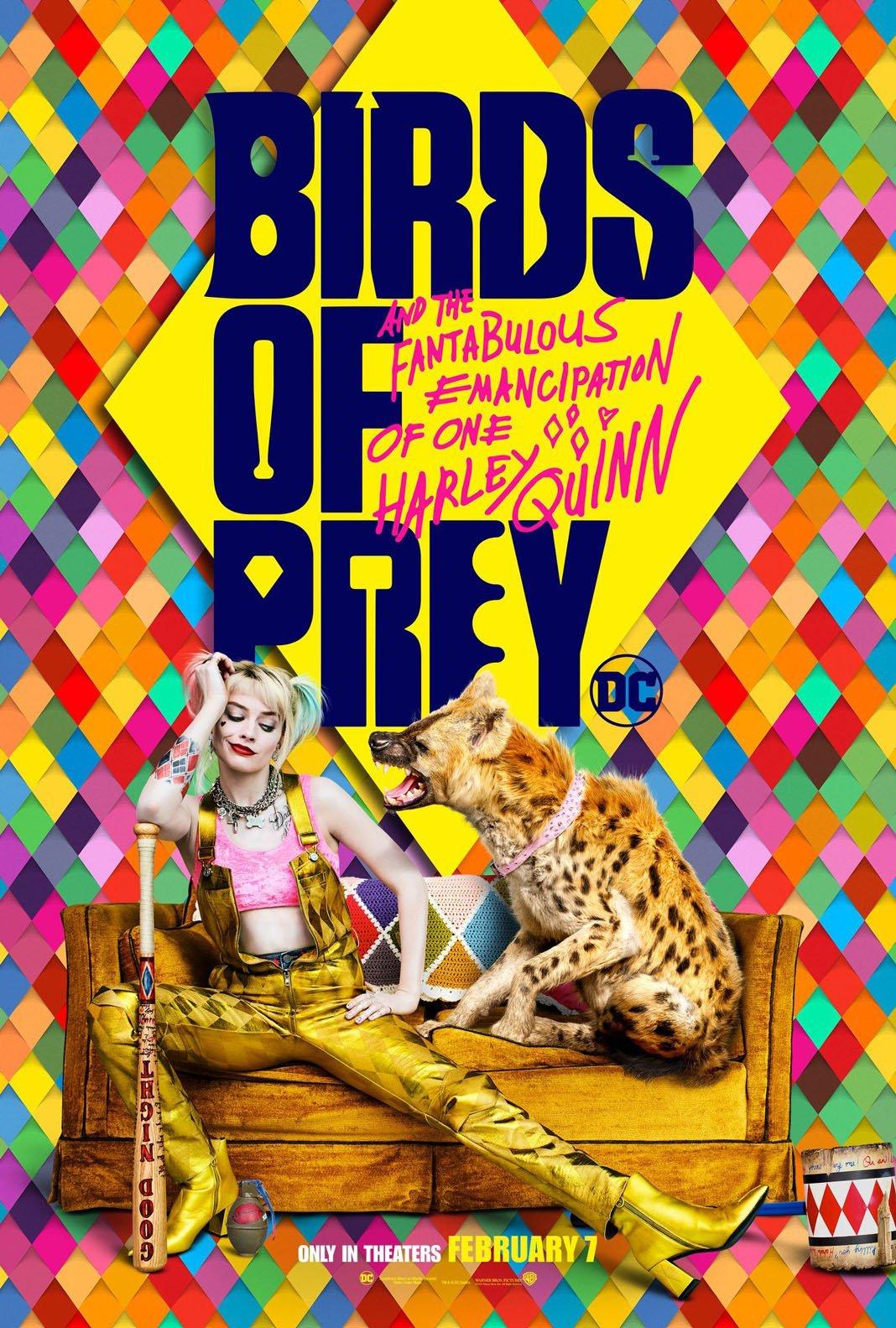 ¡Emancipa esto! Warner Bros libera primer tráiler oficial de Birds of Prey
