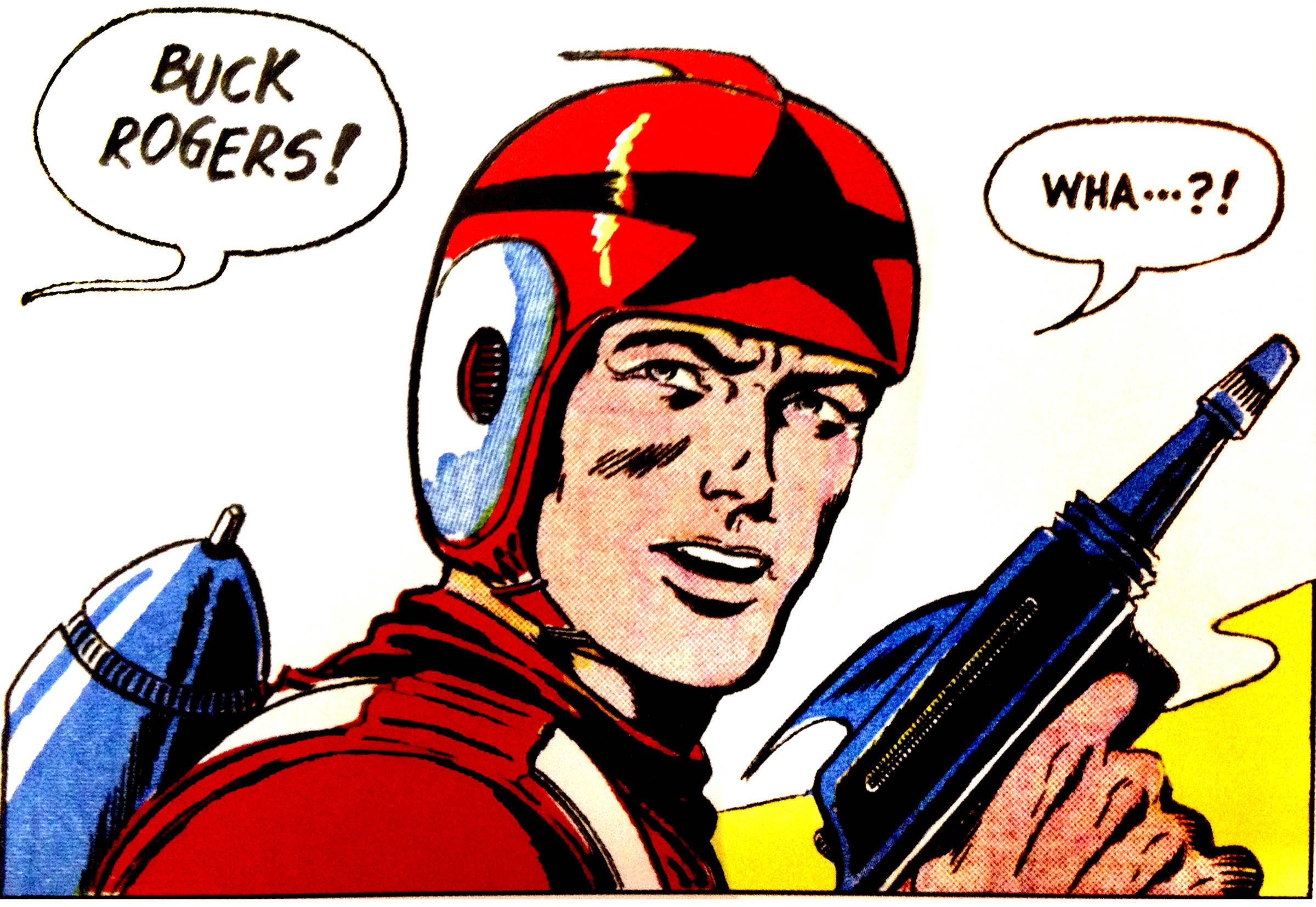 Buck Rogers volvería a las pantallas