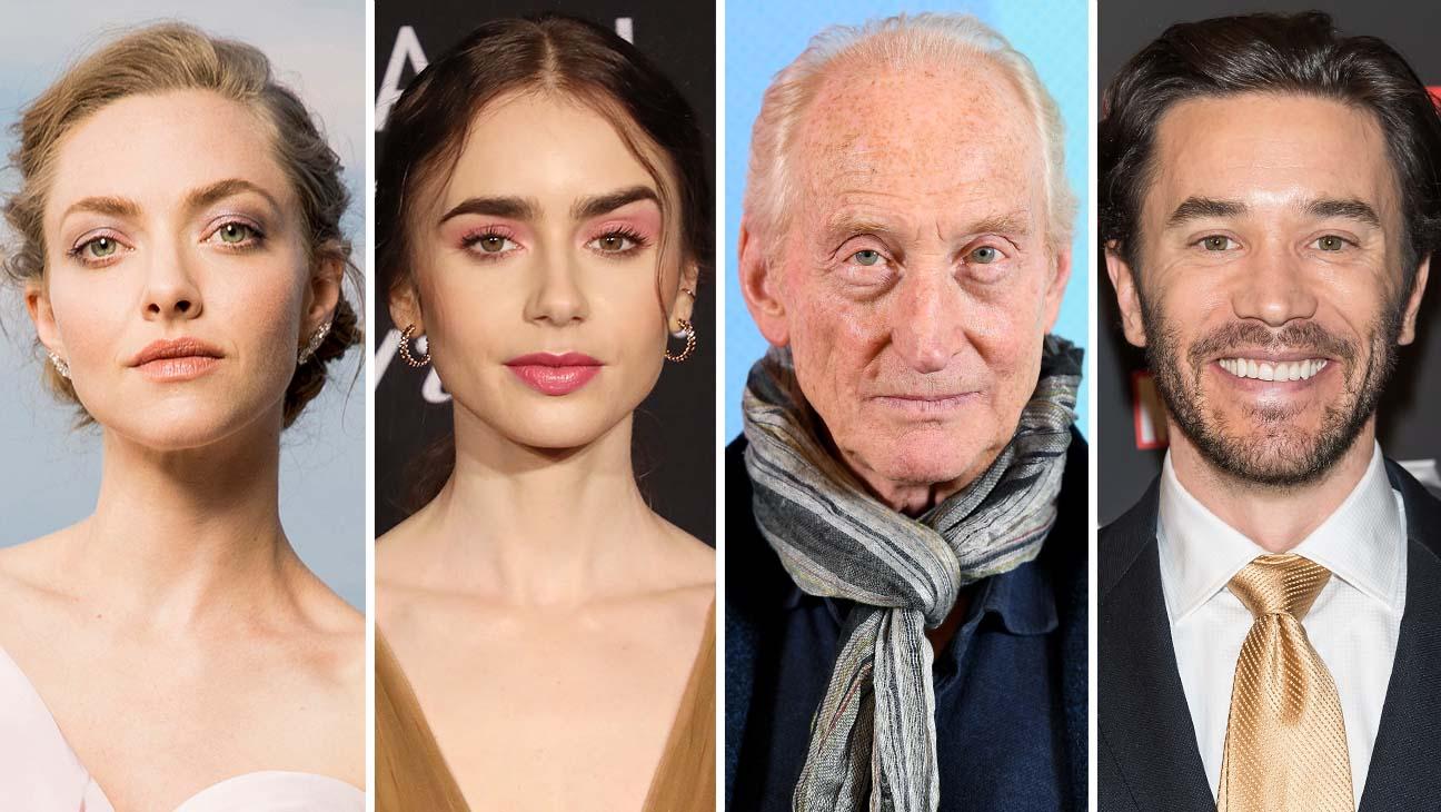 Amanda Seyfried y Lily Collins se suman a Mank de David Fincher y Netflix