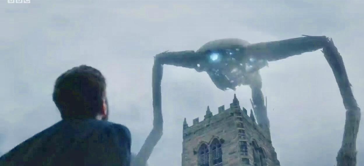 La serie de ciencia ficción The War of the Worlds de BBC libera primer tráiler