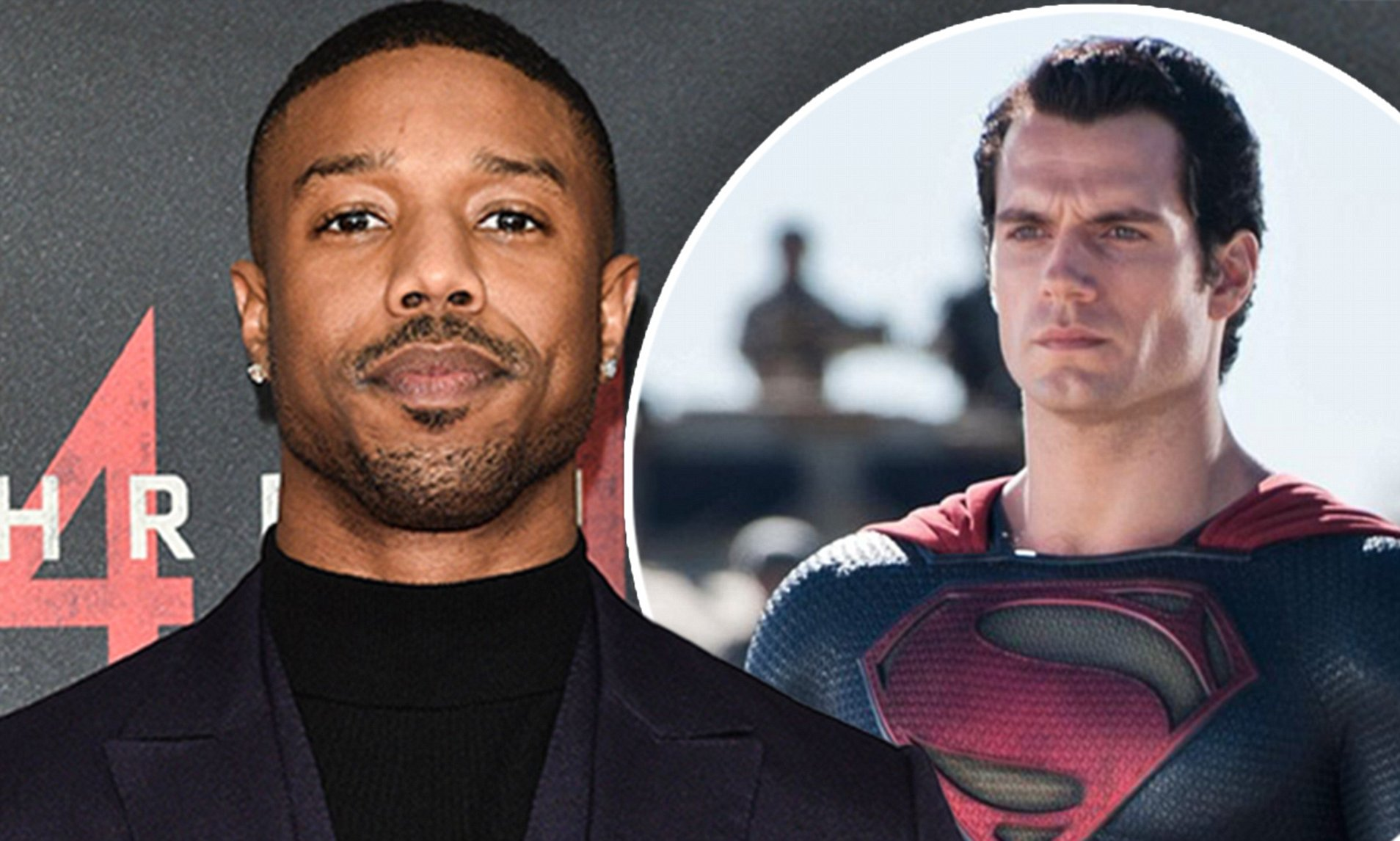 Los planes de DC Films con Superman y Michael B Jordan