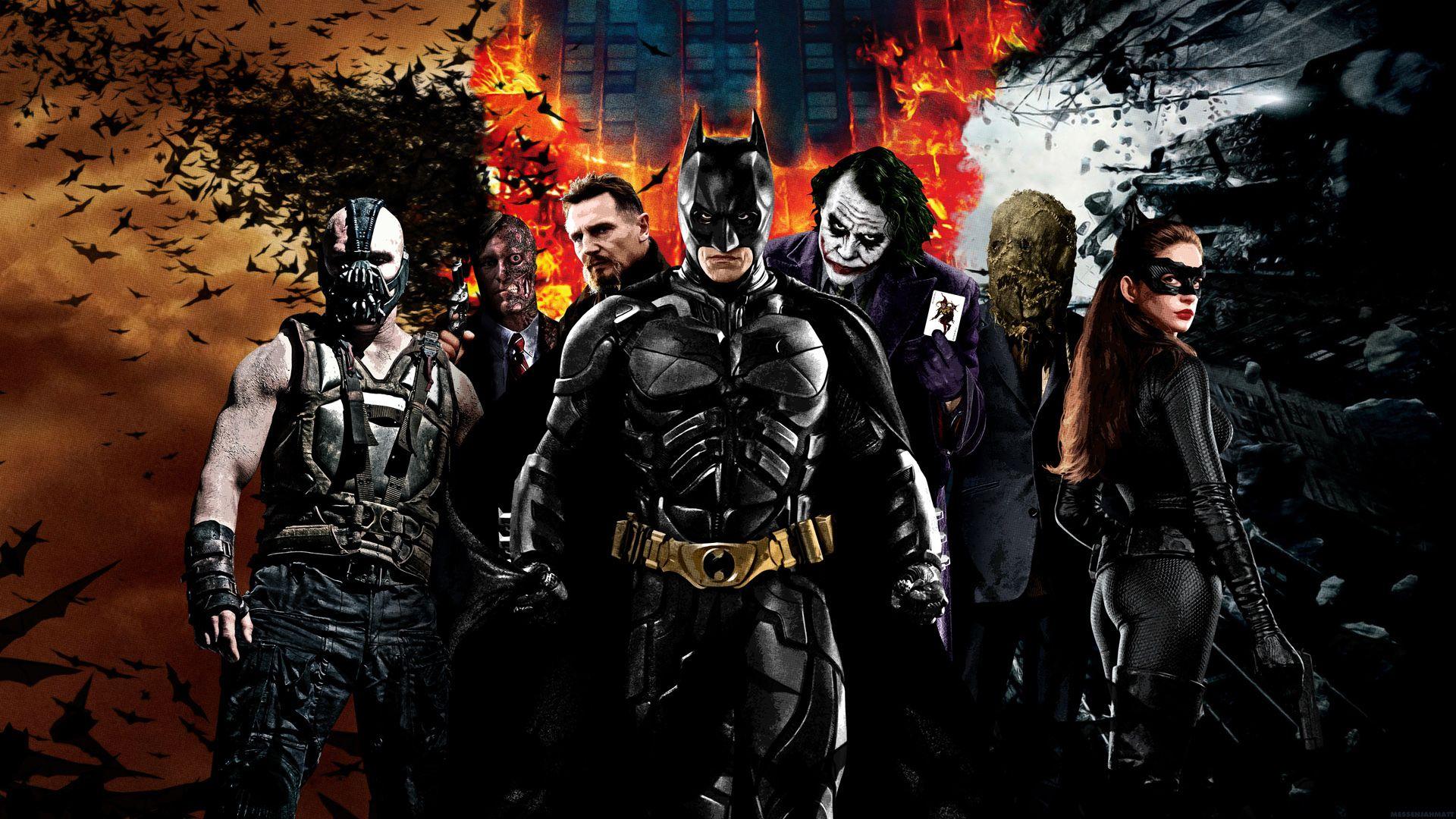 ¿Por qué Christopher Nolan no hizo Batman 4?