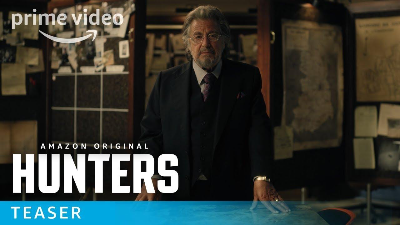 La serie Hunters de Jordan Peele y Amazon libera teaser tráiler oficial