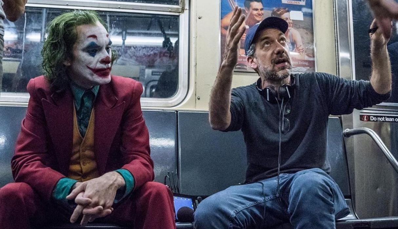 El director de Joker está pensando en su Batman
