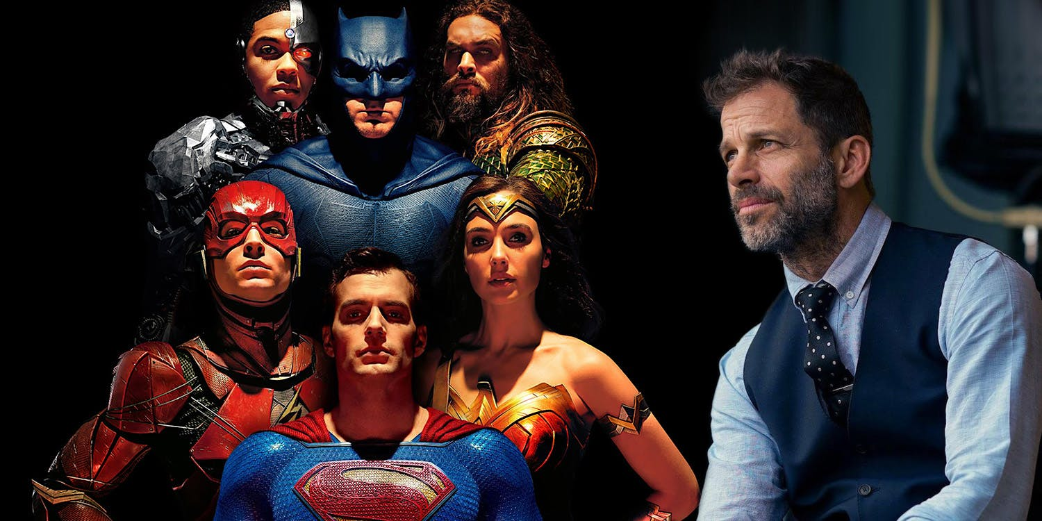 DC Films no liberará el 'Snyder Cut' de Justice League
