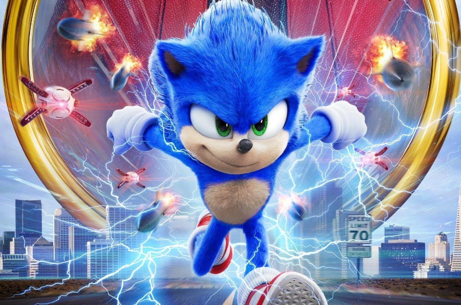 Adaptación live-action ¡Sonic the Hedgehog revela rediseño en nuevo tráiler!