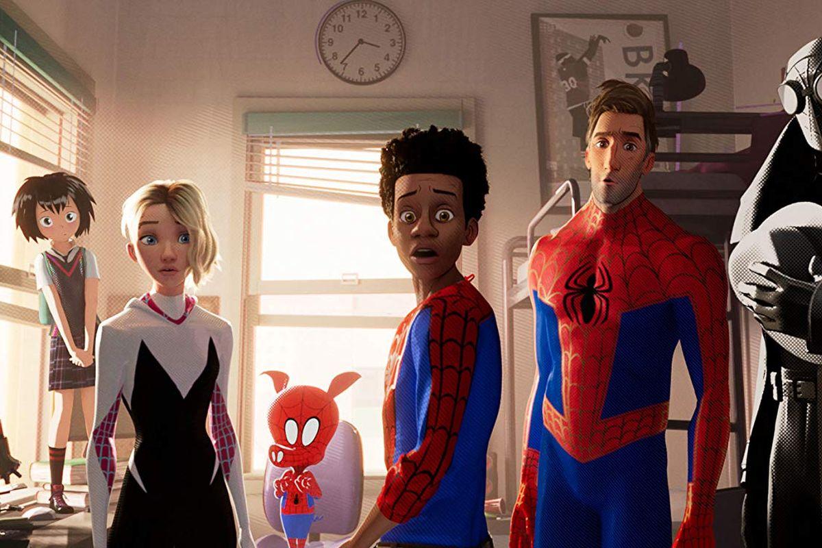 La secuela de Spider-Man: Into the Spider-Verse fija estreno en cines