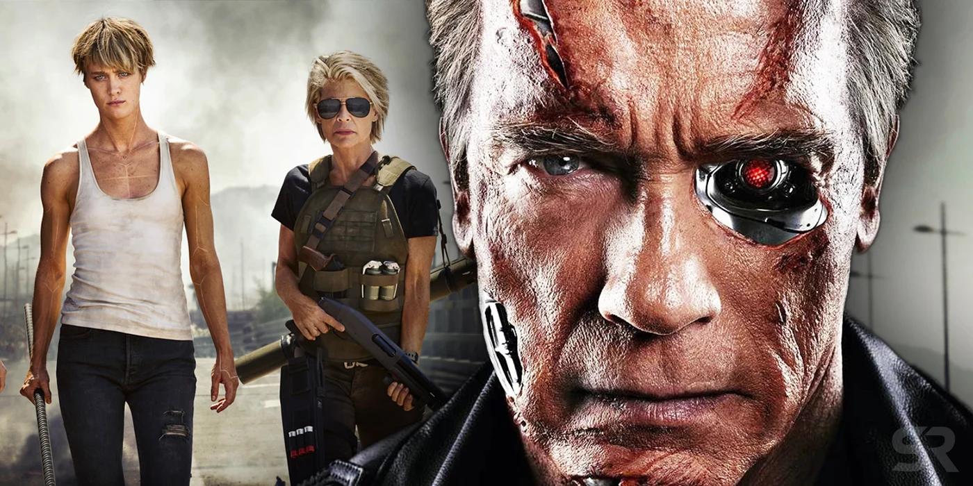 Terminator: Dark Fate debuta en número uno con una taquilla desastrosa
