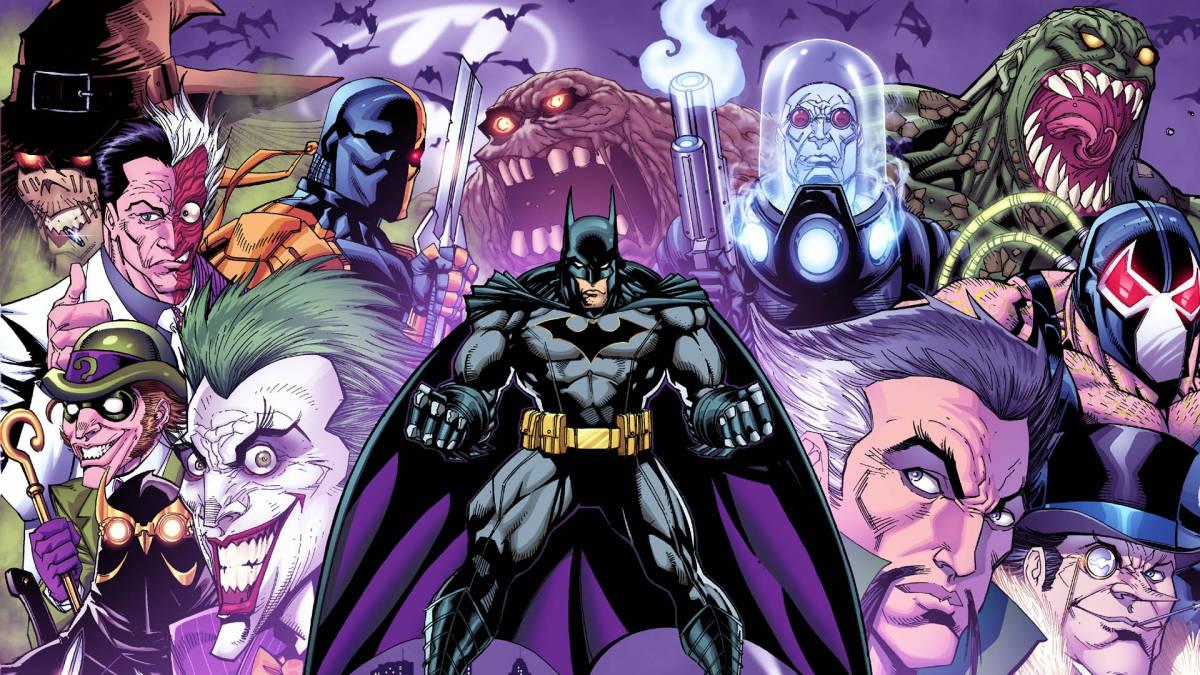 The Batman visitará Arkham Asylum y tendrá spinoffs villanescos centrados en personajes de DC