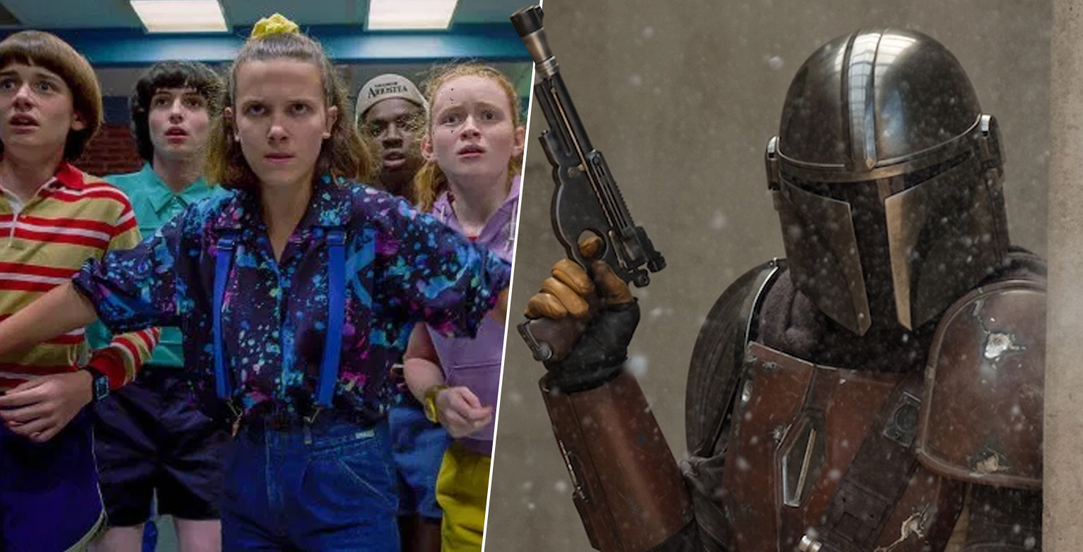 The Mandalorian supera a Stranger Things como serie de streaming más vista en EUA