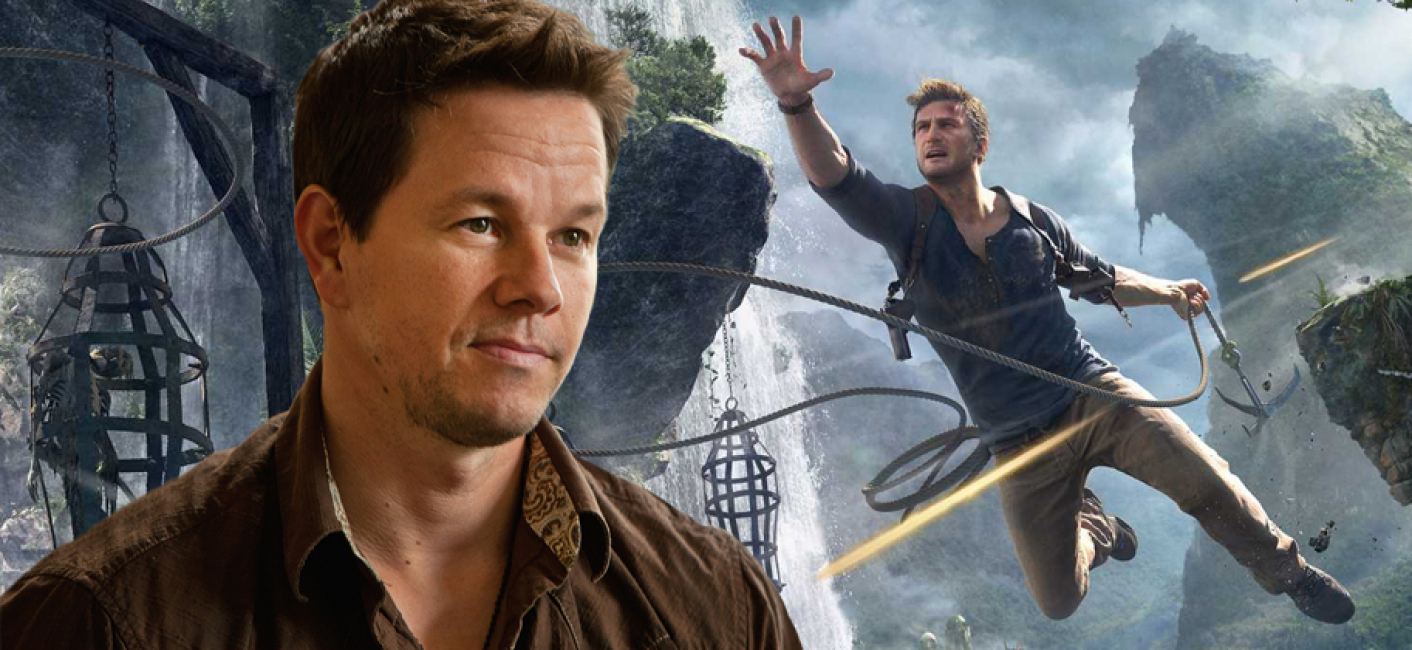Mark Wahlberg será mentor de Tom Holland en Uncharted