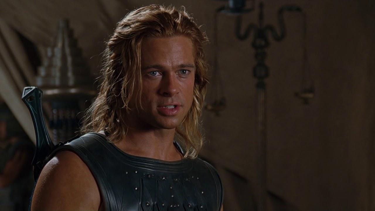 Brad Pitt cuenta cómo Troya cambió para siempre su carrera