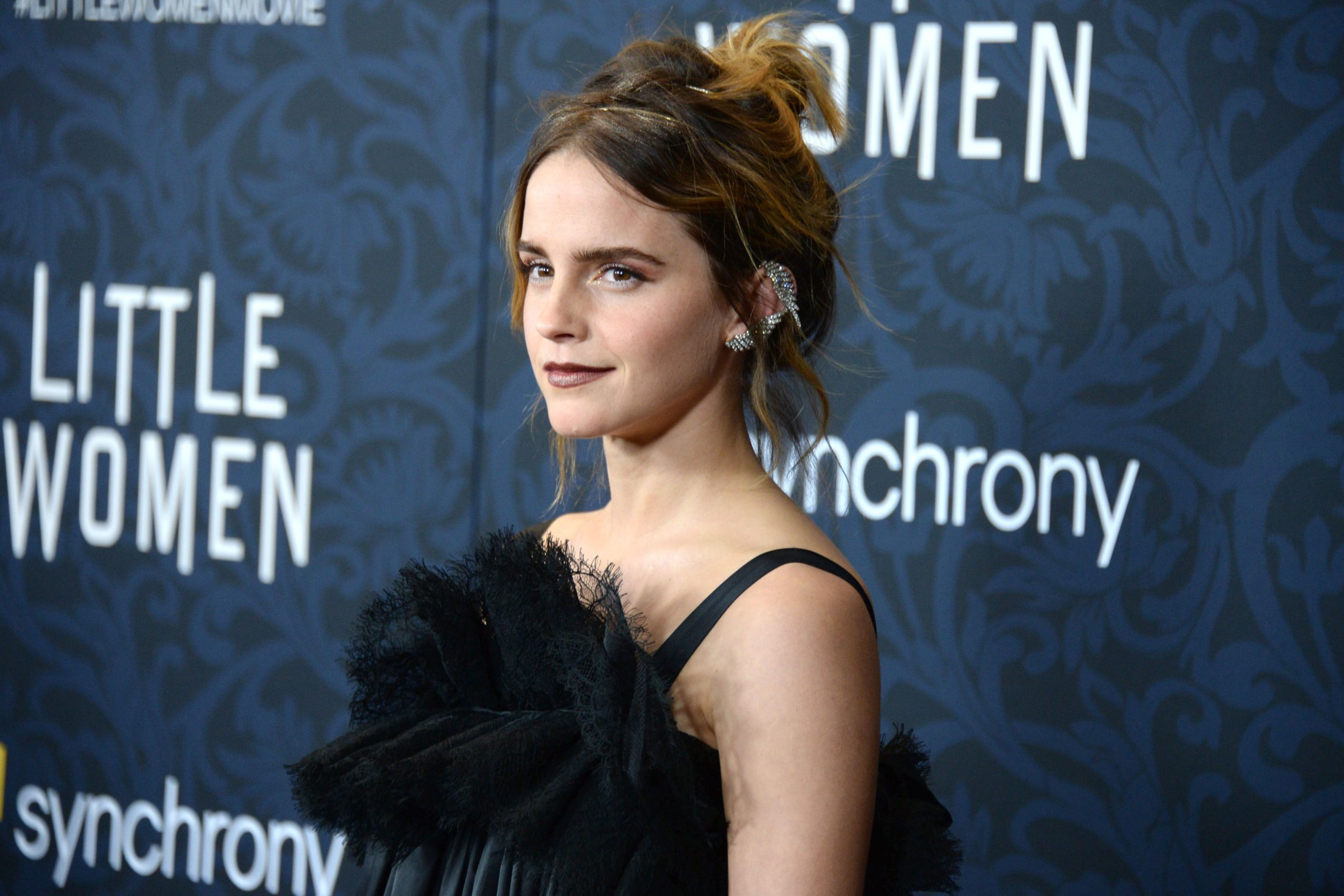Emma Watson tuvo problemas en Mujercitas