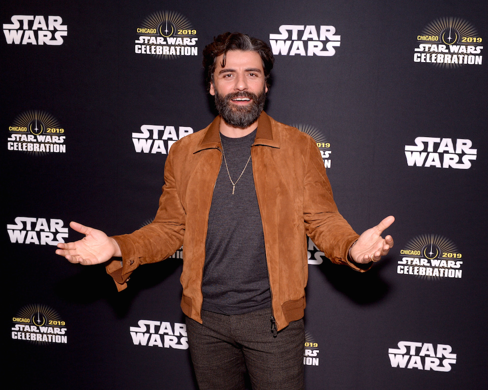 Oscar Isaac culpa a Disney de que esto quedara fuera de The Rise of Skywalker