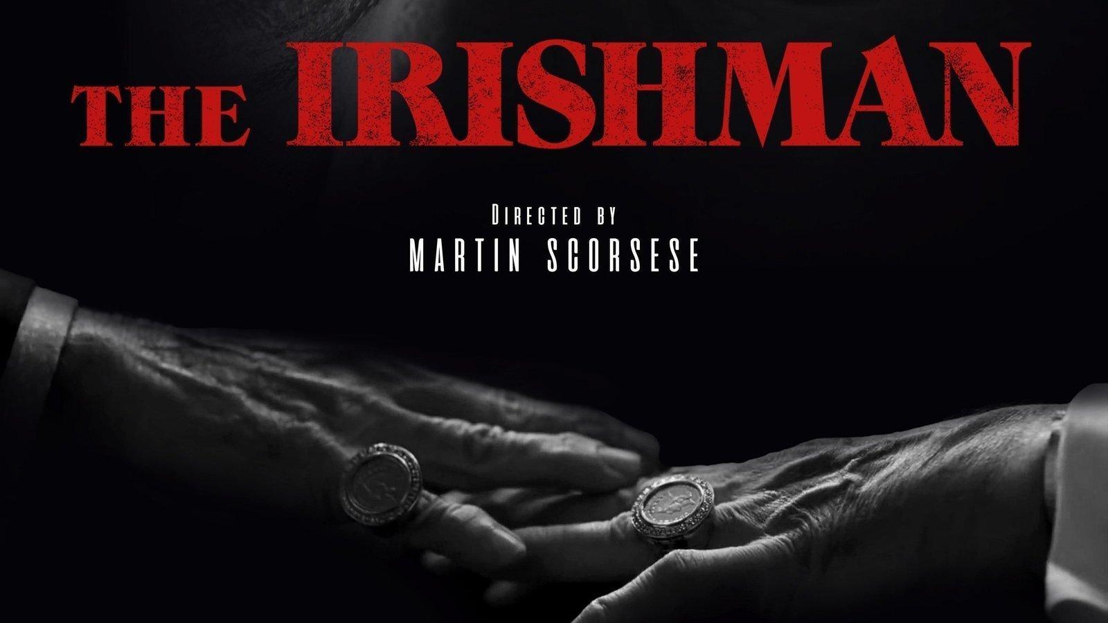 Una serie de The Irishman