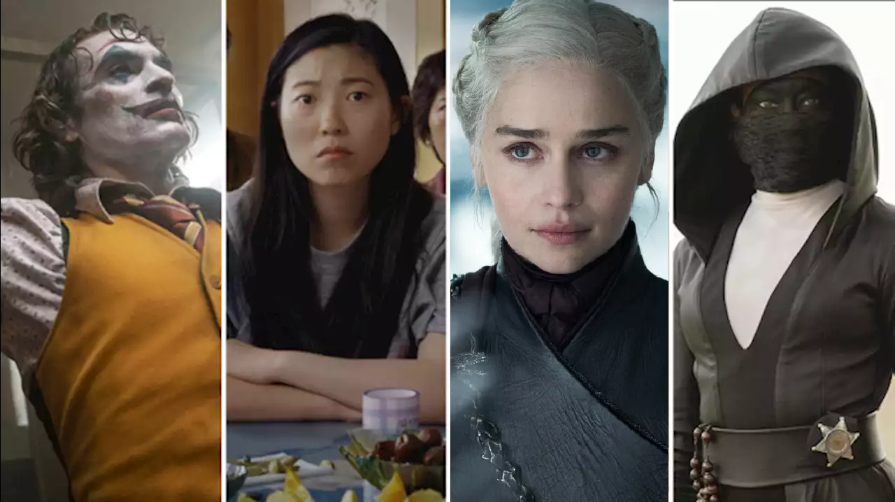 AFI Awards selecciona mejores películas y series de año 2019