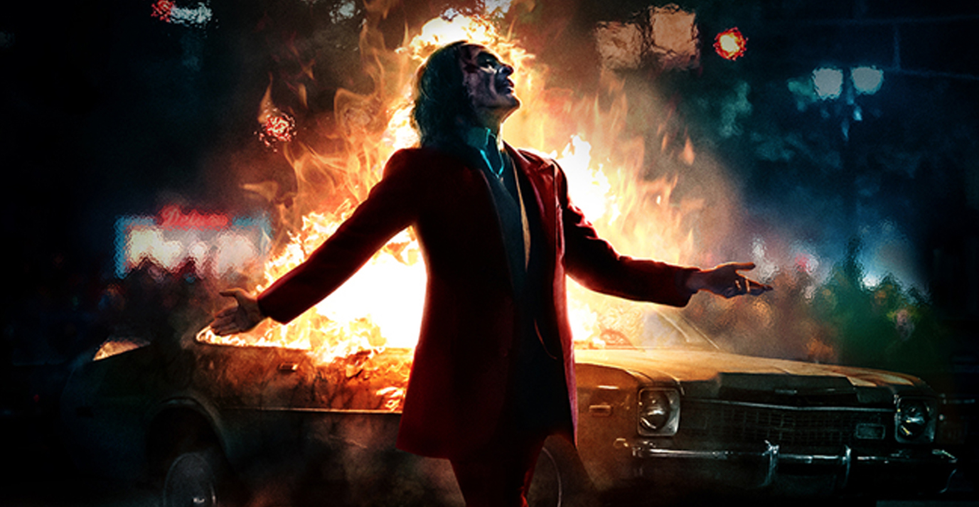 JOKER regresa a salas IMAX