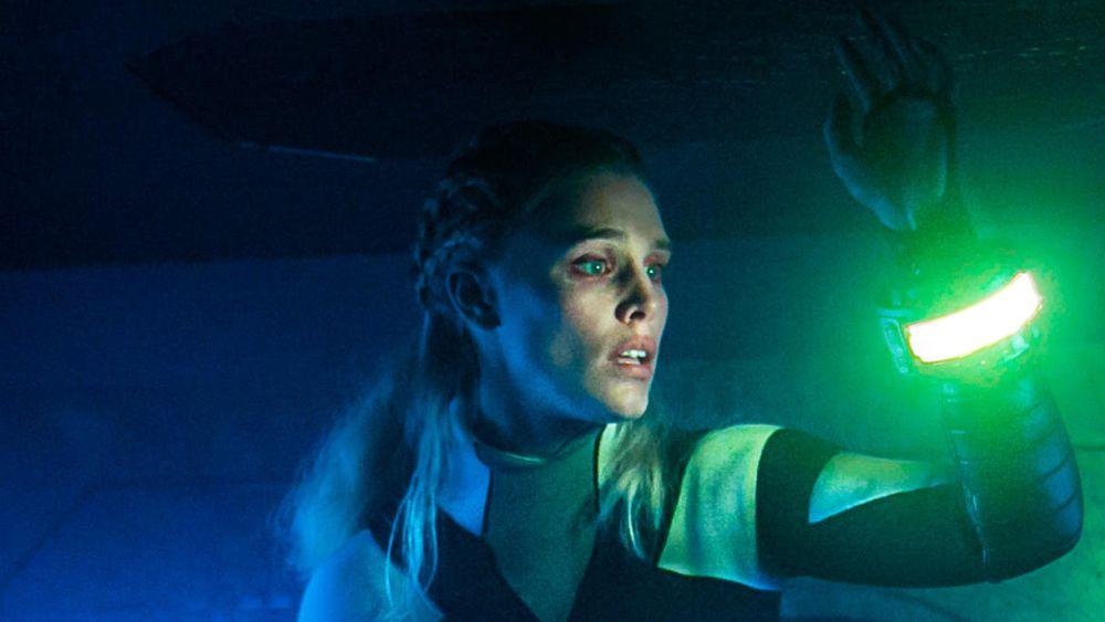 Primer vistazo al thriller de ciencia ficción Meander de Mathieu Turi
