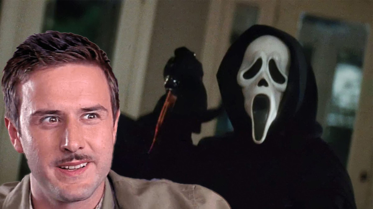El actor David Arquette quiere estar en Scream 5