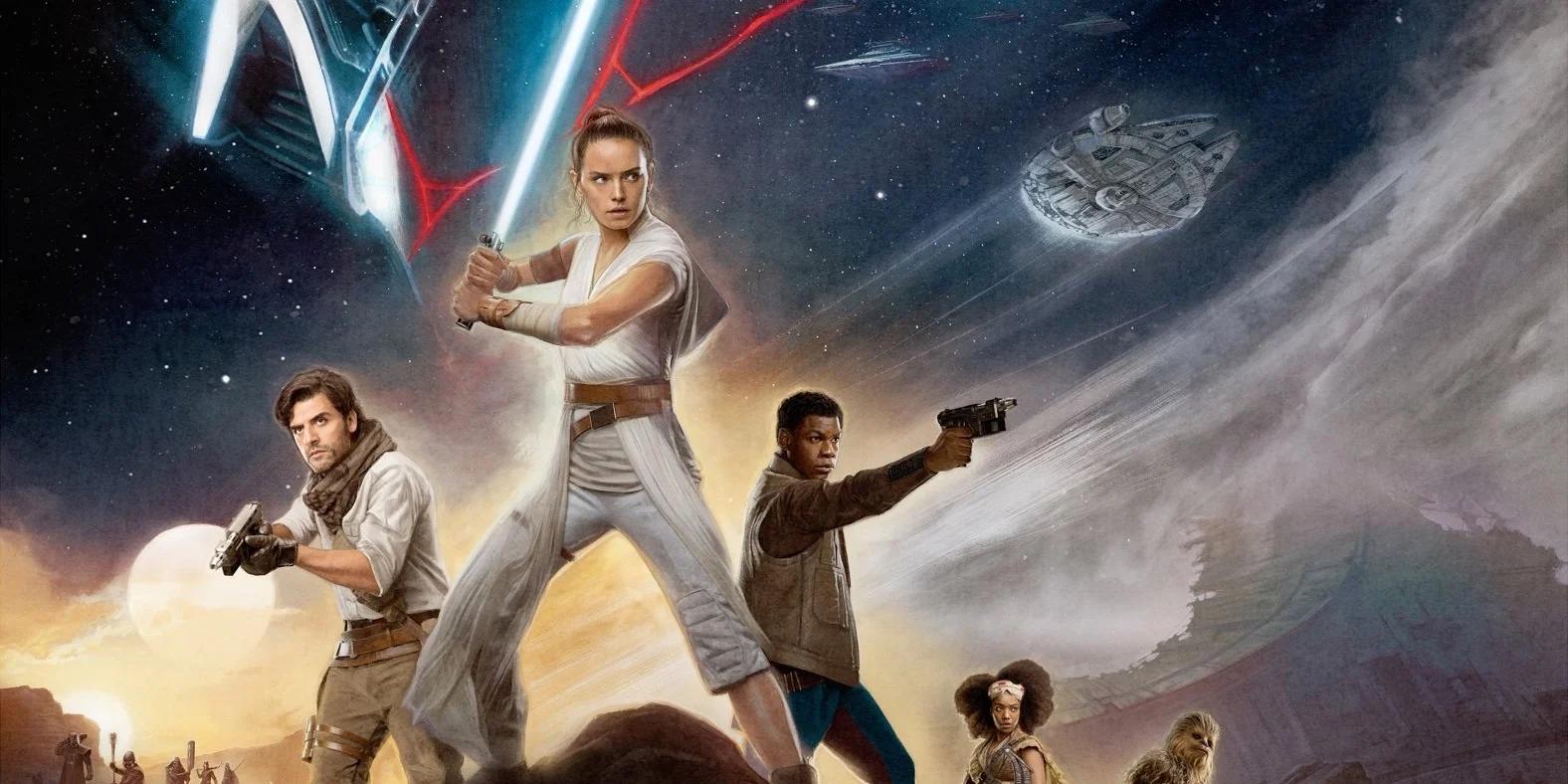 The Rise of Skywalker adelanta estreno en Disney Plus