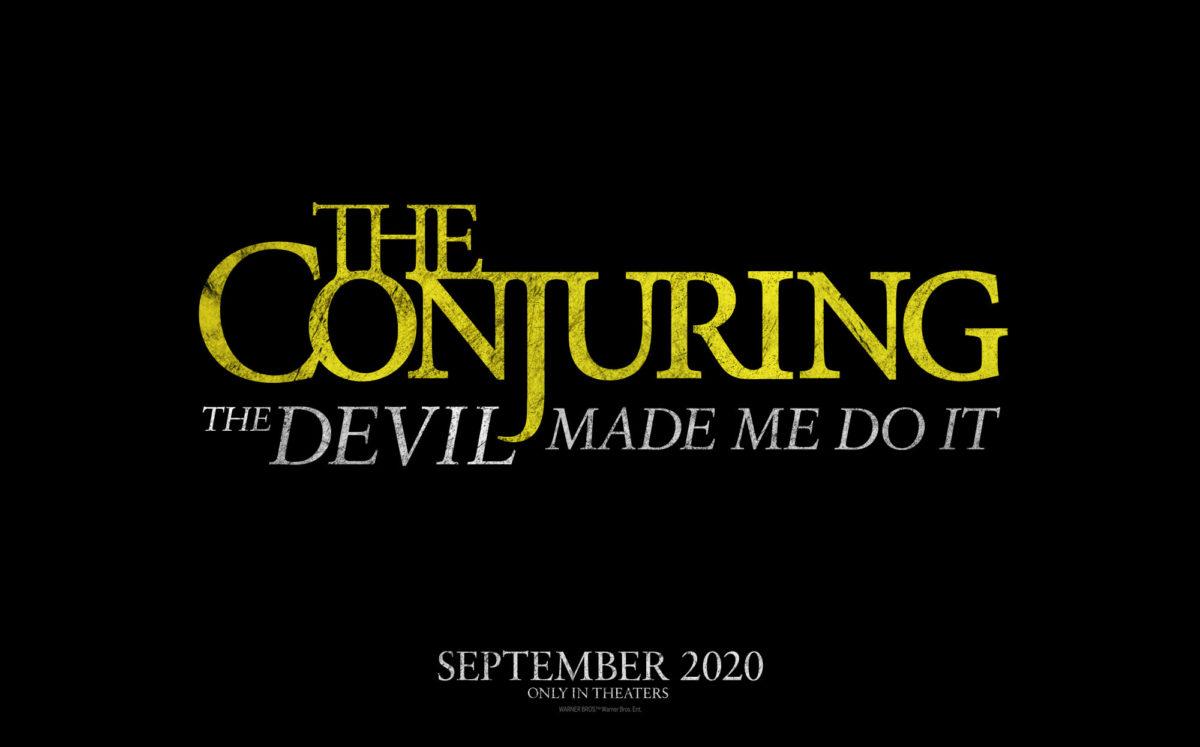 La secuela de terror The Conjuring 3 revela título y sinopsis oficial