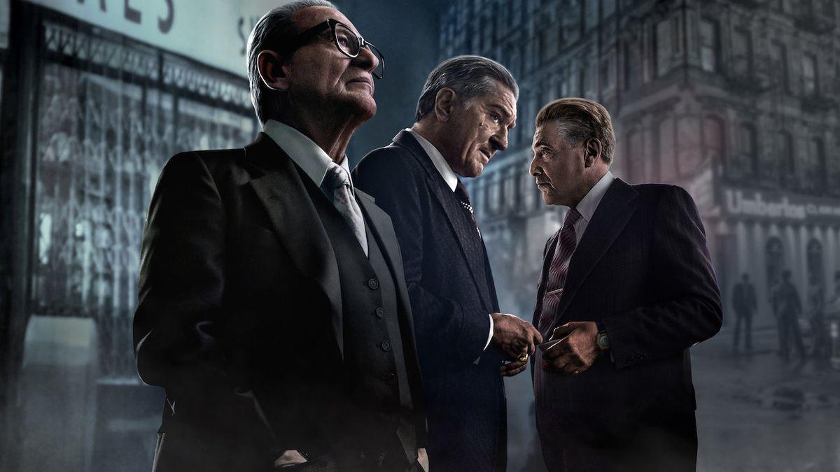 National Board of Review nombra The Irishman película del año
