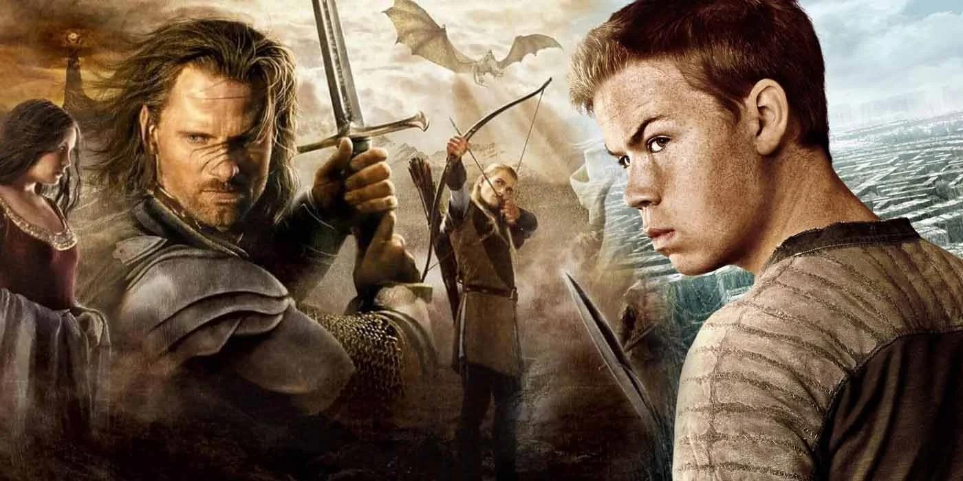 Will Poulter se va de la serie Lord of the Rings de Amazon