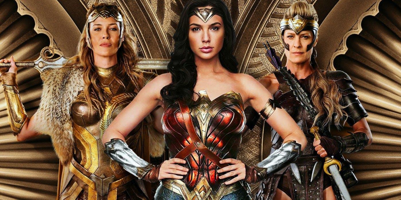 Habrá Wonder Woman 3 y un spinoff de las Amazonas de Themyscira