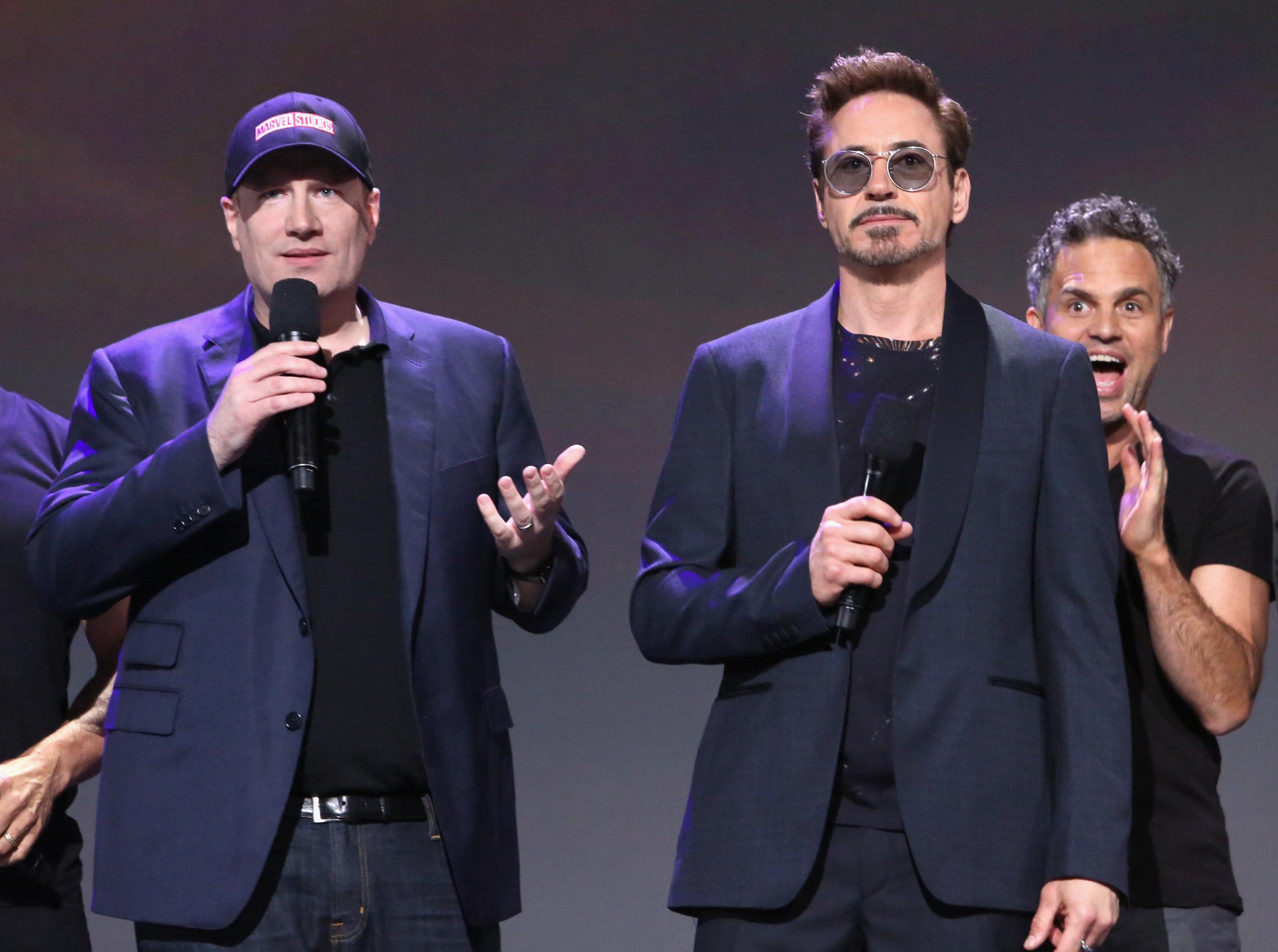 El ultimátum de Kevin Feige a Marvel por Robert Downey Jr