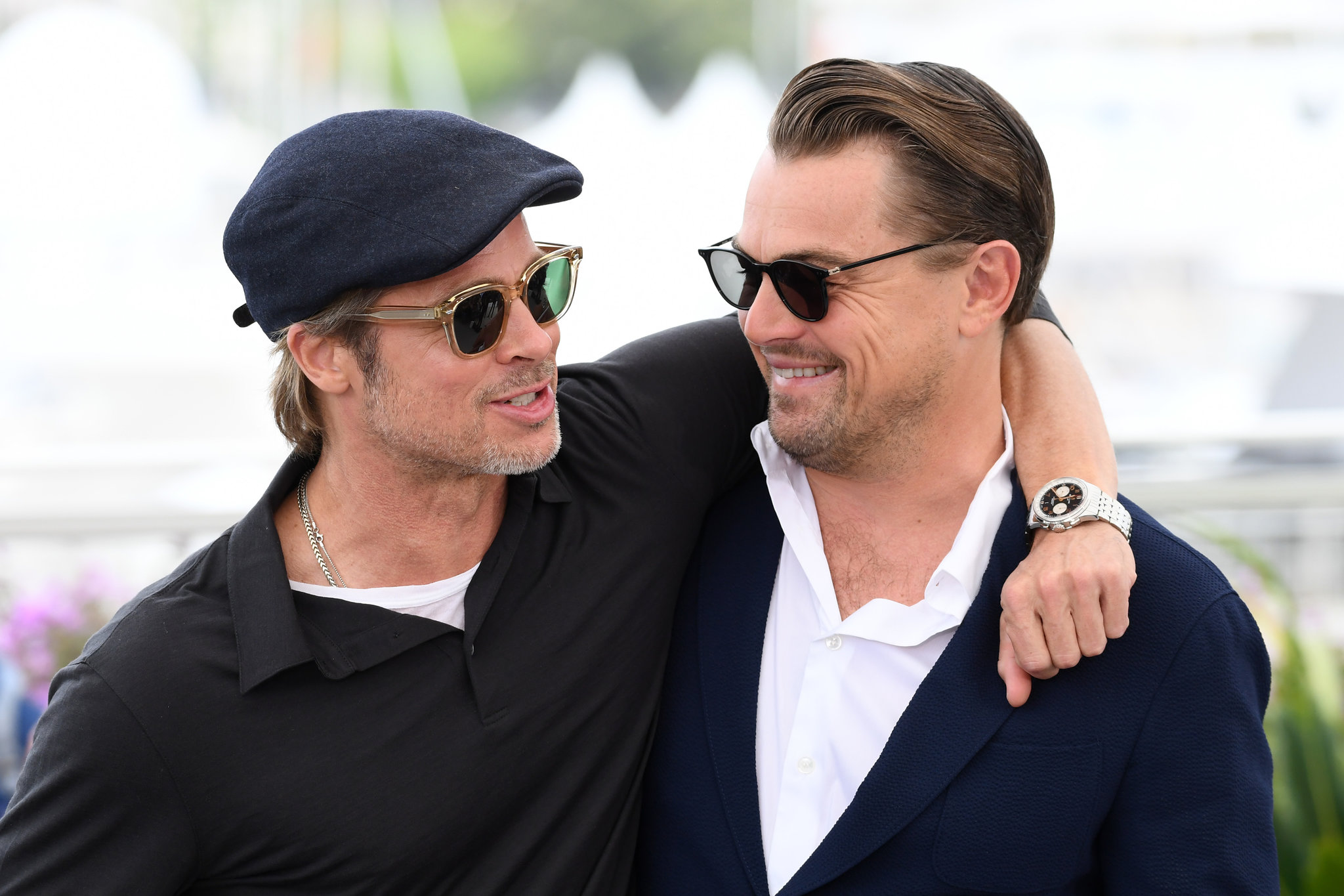 Leonardo DiCaprio, Brad Pitt y el origen de esa frase de Once Upon A Time… In Hollywood