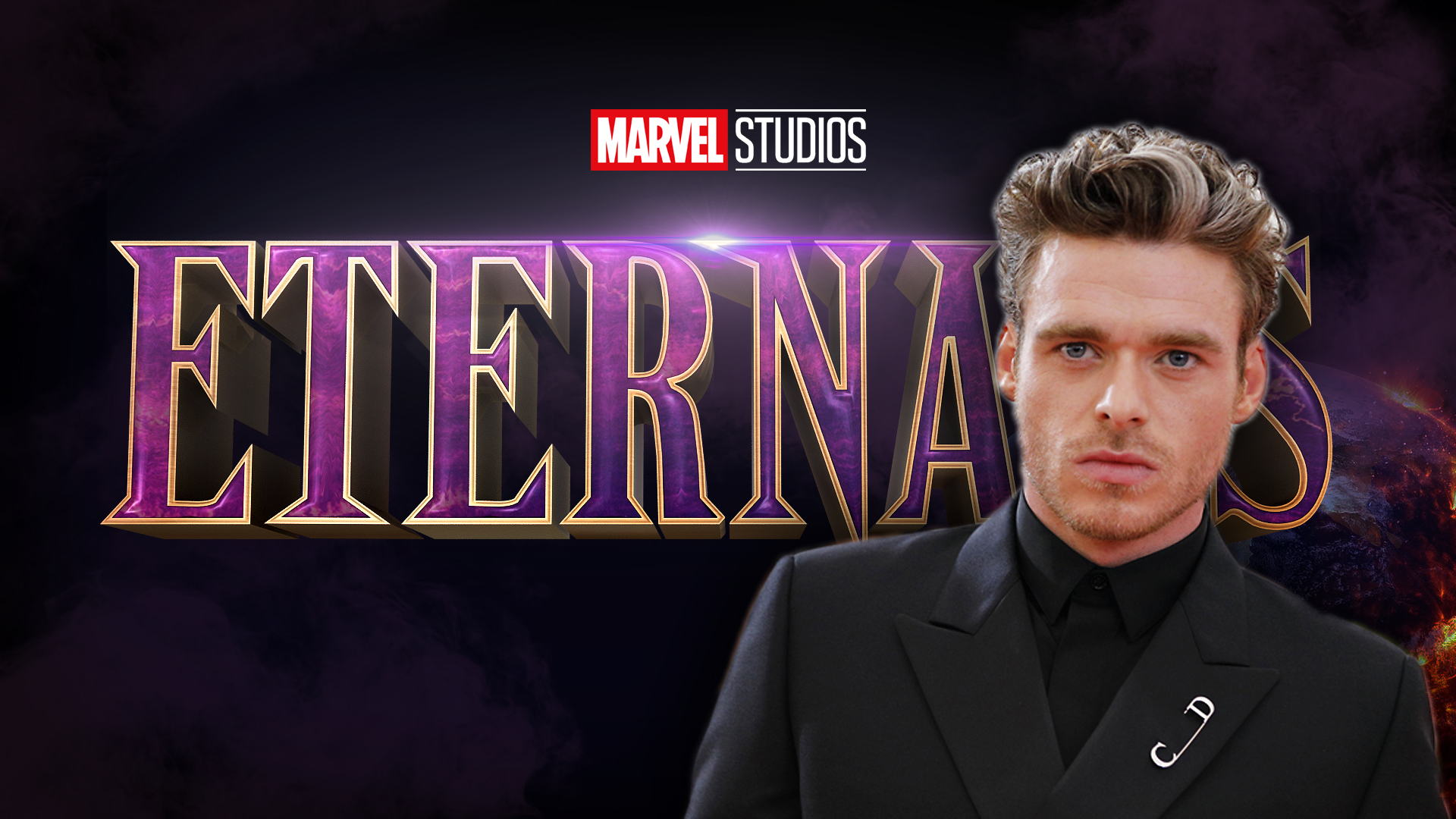 Richard Madden en Eternals