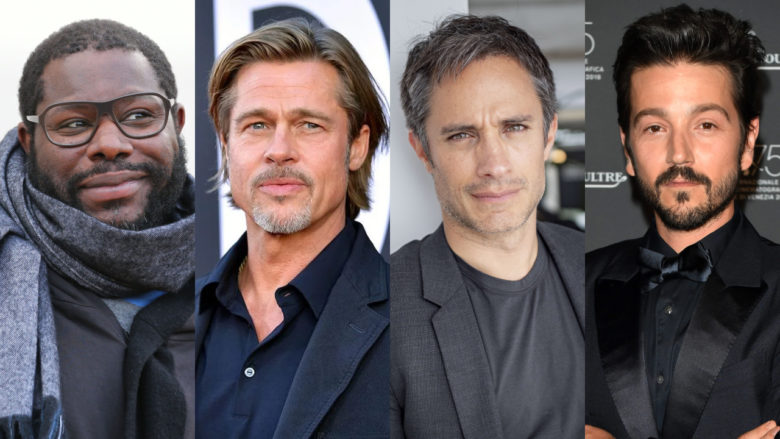 Amazon firma acuerdos con Brad Pitt, Diego Luna, Gael García y Steve McQueen