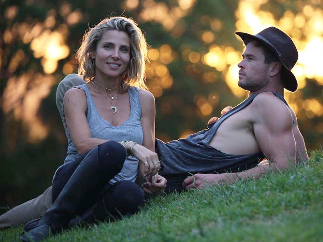 Descubriendo cómo se conocieron Chris Hemsworth y Elsa Pataky