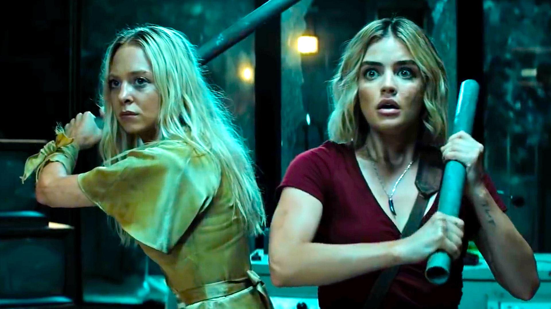 El reboot Fantasy Island de Blumhouse Pictures revela tráiler final