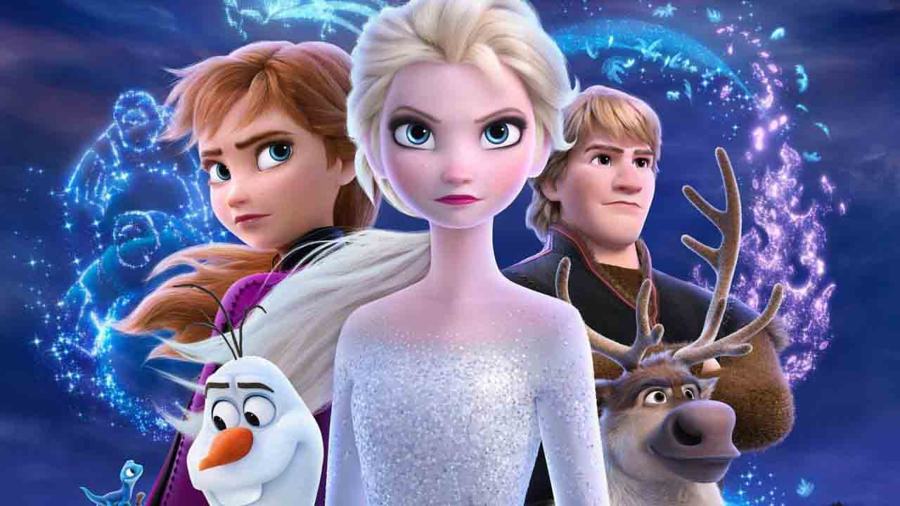 La secuela Frozen II es la película animada más taquillera de la historia