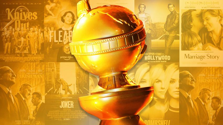 Todos los presentadores de los Golden Globes 2020