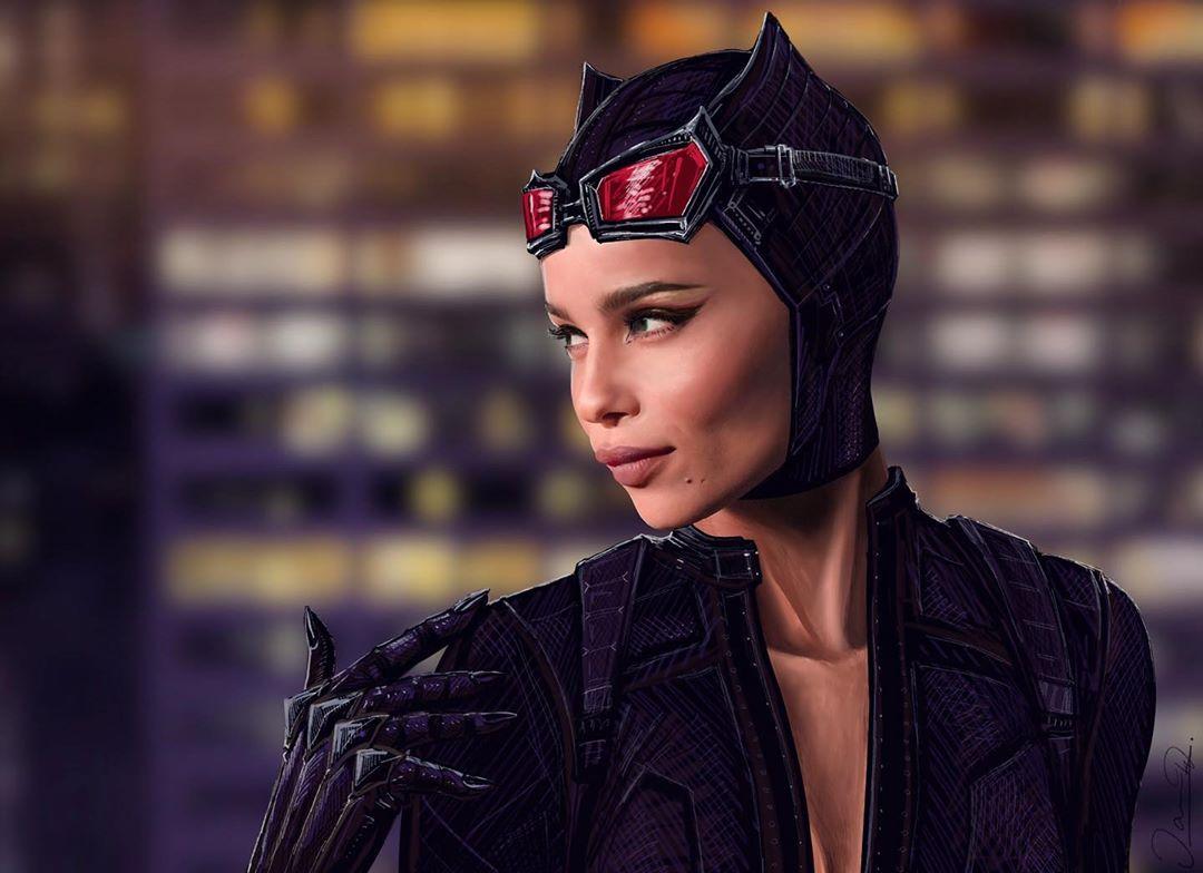 Zoë Kravitz cuenta un poco de Catwoman