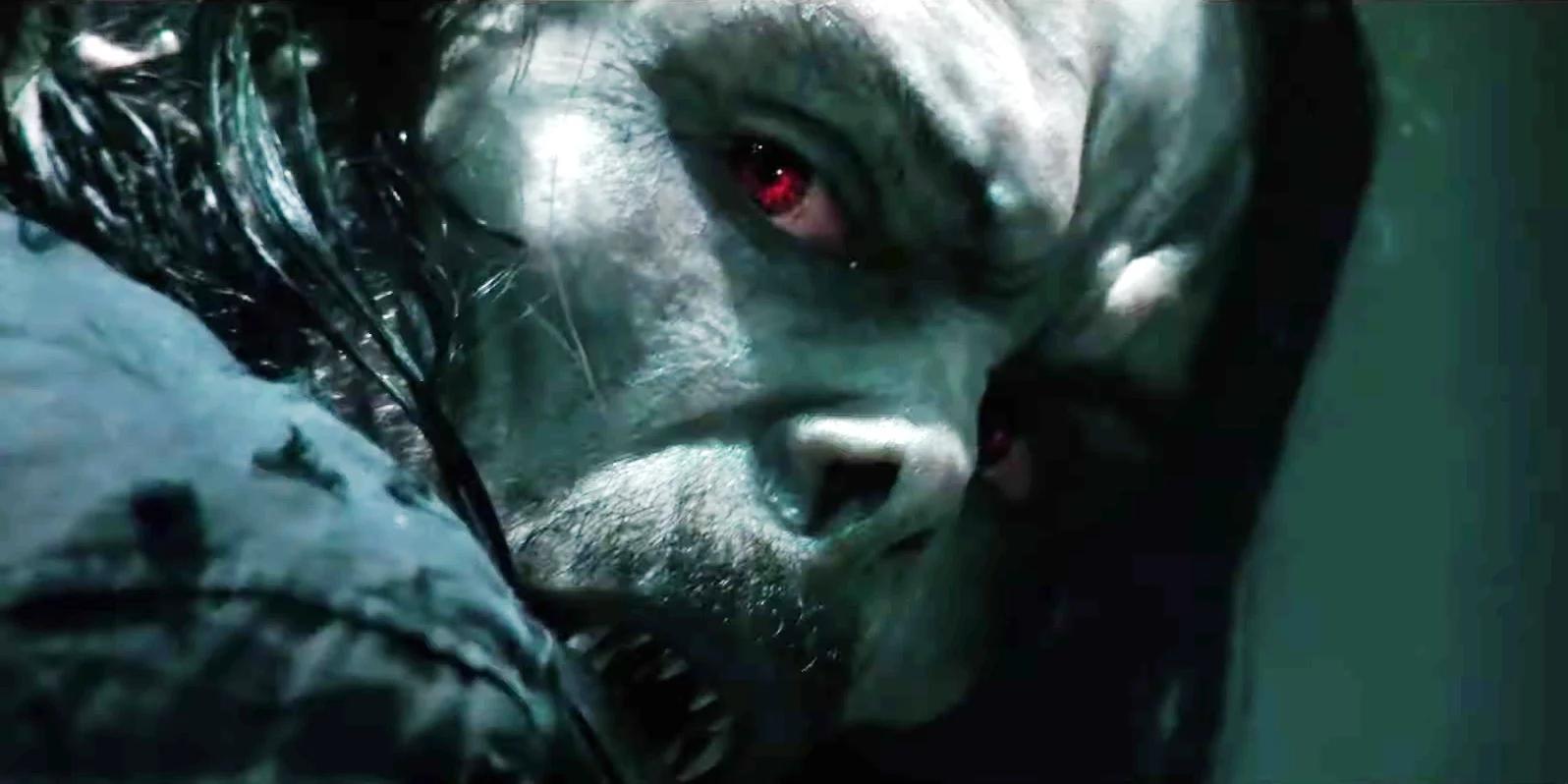 Morbius libera teaser tráiler con Jared Leto y una sorpresa