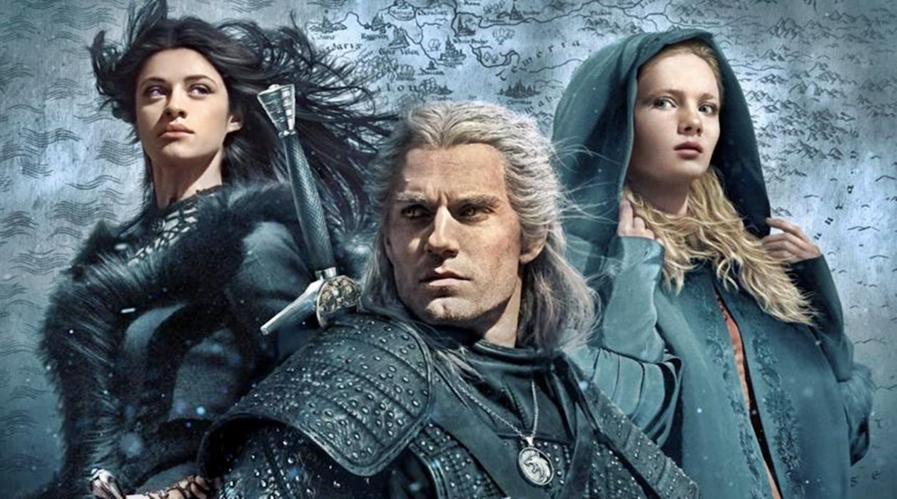 The Witcher es la serie más vista de Netflix