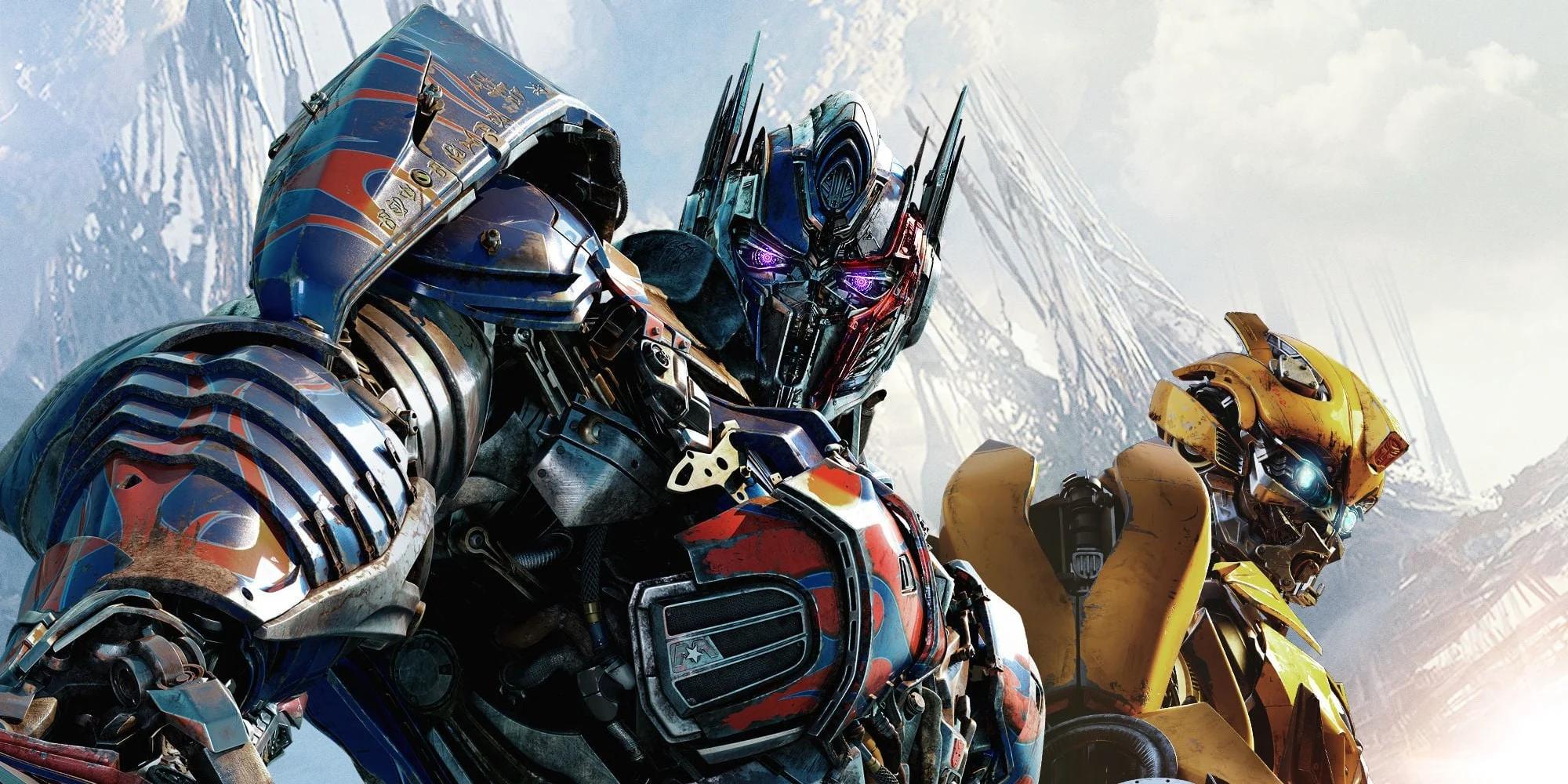 La saga Transformers prepara dos nuevas películas