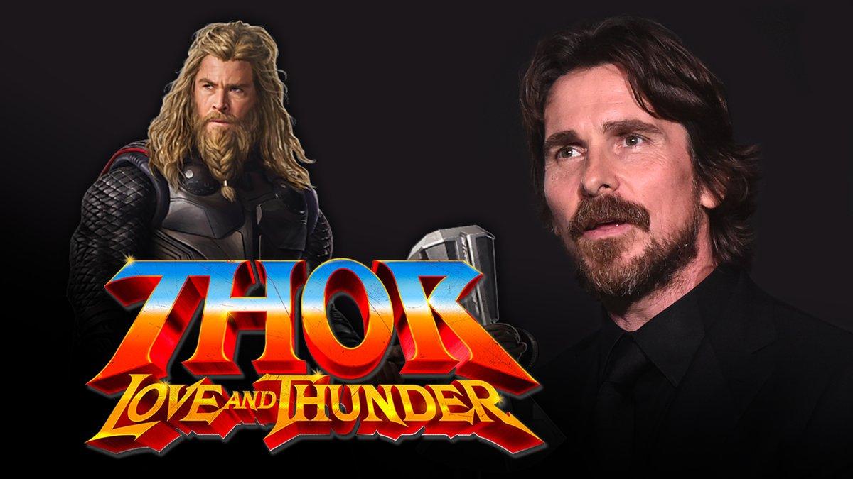 Más sobre el papel de Christian Bale en Thor: Love and Thunder