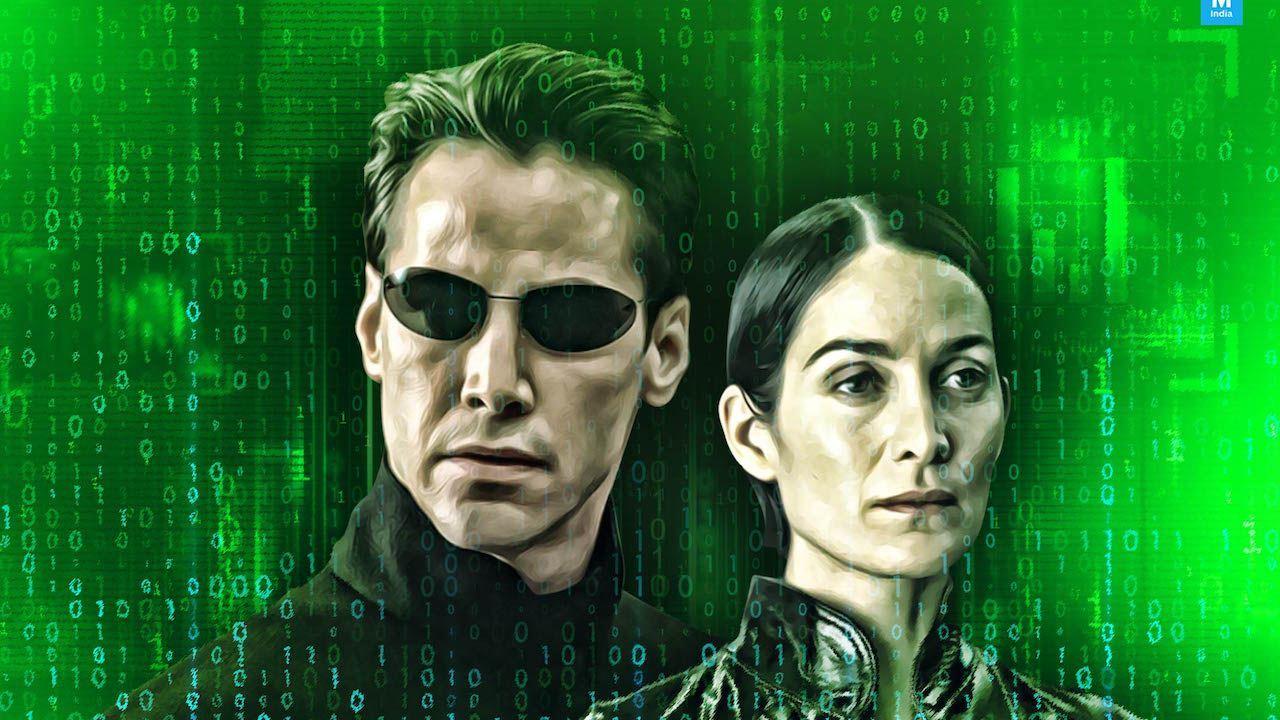 Neo y Trinity en Matrix 4